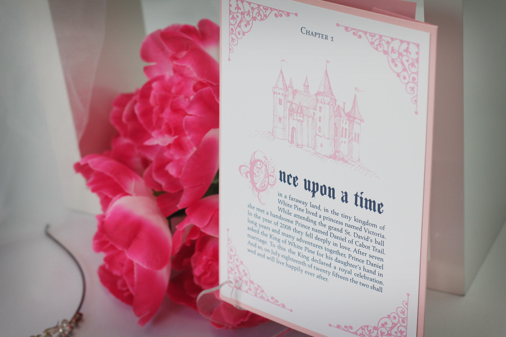 once upon a time wedding invitations - Vatoz.atozdevelopment.co