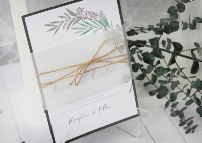 tuscan wedding invitations, twine wedding invitations, rustic wedding invitations, tuscany wedding, rustic wedding, olive branch wedding invitations, watercolour wedding invitations, watercolour flowers, watercolour branches invitations, custom invitations, custom wedding invitations, wedding invitations toronto