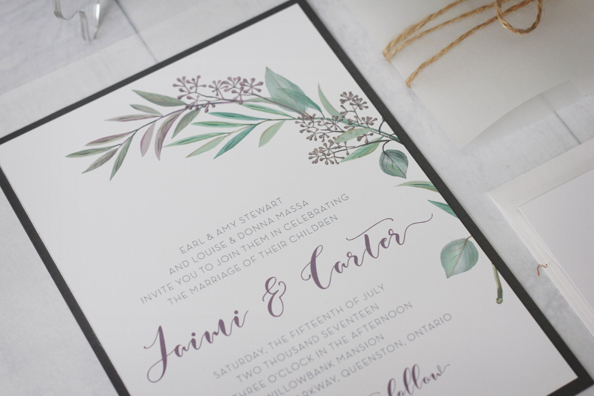 Rustic tuscany wedding invitation impressions custom rustic tuscany wedding invitation impressions custom invitations for weddings and bar mitzvahs personalized baby gifts greater toronto area canada negle Choice Image